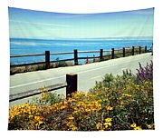 Lovers Point Walkway Tapestry