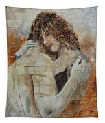 Loving Couple Tapestry