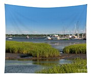 Lowcountry Blue Skies Tapestry