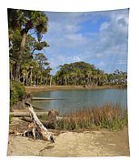 Lowcountry Lagoon Tapestry
