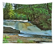 Lower Tahquamenon Falls Tapestry