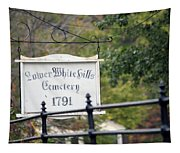 Lower White Hills Cemetery Tapestry