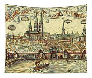 Lubeck, Germany Tapestry