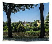 Lucca Italy Tapestry