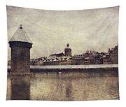 Lucerna, Kapellbrucke Tapestry