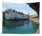 Lucerne 3 Tapestry