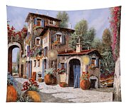 Luci All'entrata Tapestry