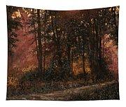 Luci Nel Bosco Tapestry