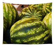 Lucious Watermelon Tapestry
