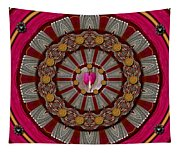 Lucky Clover For Good Luck Tapestry