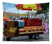 Lucky Dogs Tapestry