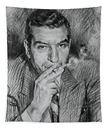 Lucky Luciano Tapestry