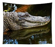 Lump On A Log Tapestry