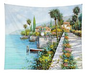 Lungolago Tapestry