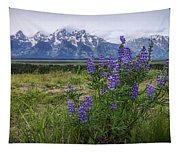Lupine Beauty Tapestry