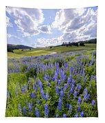Lupine Pass Tapestry