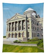 Luzerne County Courthouse Tapestry