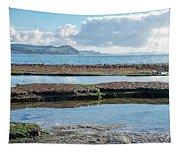 Lyme Regis Seascape 2 - October Tapestry