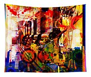 Machine Age-1 Tapestry