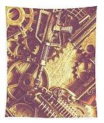 Machine Guns Tapestry