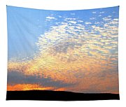 Mackerel Sky Tapestry