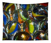 Macro Marbles Tapestry