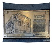 Macy's Centennial Plaque Tapestry