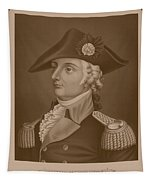 Mad Anthony Wayne Tapestry by War Is Hell Store