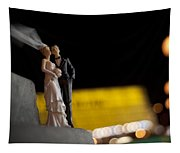 Made In China Bride And Groom Tapestry
