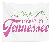 Made In Tennessee Pink Tapestry