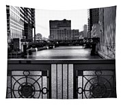 Madison Street Bridge - 3 Tapestry