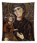 Madonna Icon Tapestry