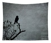 Magestic Crow Tapestry