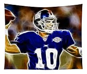 Magical Eli Manning Tapestry