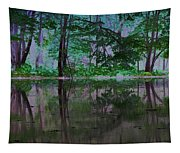 Magical Forest Tapestry