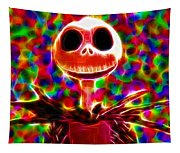 Magical Jack Skellington Tapestry