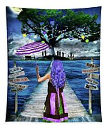 Magical New Orleans Tapestry