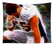 Magical Tebowing Tapestry