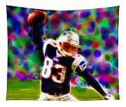 Magical Wes Welker  Tapestry