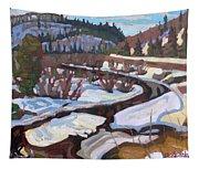 Magnetawan Morning Tapestry