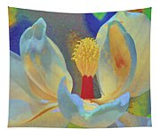 Magnolia Abstract Tapestry