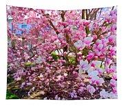 Magnolia Beauty #15 Tapestry