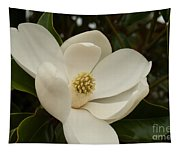 Southern Magnolia Bloom Tapestry