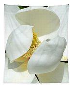 Magnolia Macro Tapestry