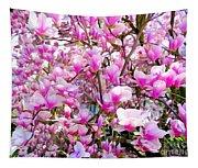 Magnolia Tree Beauty #1 Tapestry