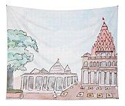 Mahakaleshwar Jyotirlinga Tapestry