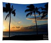 Mai Ka Aina Mai Ke Kai Kaanapali Maui Hawaii Tapestry