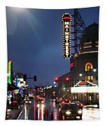 Main Street Kansas City Tapestry