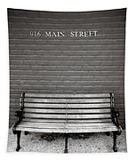 Main Street Usa Tapestry
