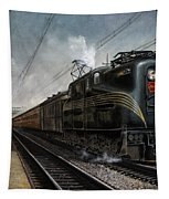 Mainline Memories Tapestry by David Mittner